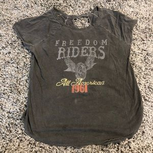 Chaser Freedom Riders T Shirt